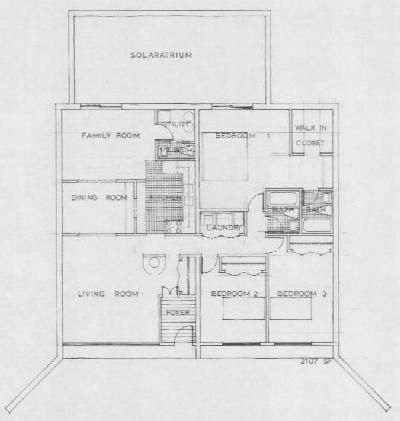 Earth contact home plans house plans home designs for Earth contact homes floor plans