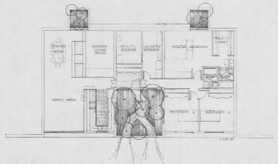 Sample plans for Non traditional house plans